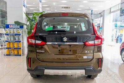 Phần đuôi của XL7 2020 không có quá nhiều khác biệt so với Suzuki Ertiga.