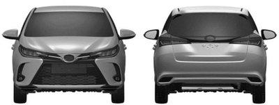 Xem trước Toyota Yaris 2021 nâng cấp mới sẽ về Việt Nam.