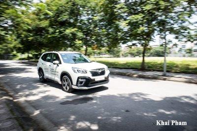 Trải nghiệm xe Subaru Forester GT Edition 2020 vừa xuất hiện tại Việt Nam a4