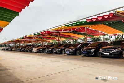 """Những điều cần biết về siêu thị ô tô cũ và chương trình """"Đổi cũ lấy mới - Lên đời xe sang"""" của VinFast a1"""