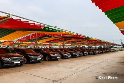 """Những điều cần biết về siêu thị ô tô cũ và chương trình """"Đổi cũ lấy mới - Lên đời xe sang"""" của VinFast a8"""