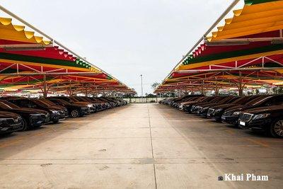"""Những điều cần biết về siêu thị ô tô cũ và chương trình """"Đổi cũ lấy mới - Lên đời xe sang"""" của VinFast a3"""