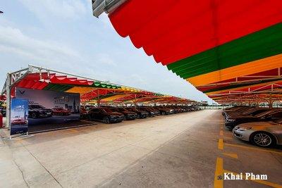 """Những điều cần biết về siêu thị ô tô cũ và chương trình """"Đổi cũ lấy mới - Lên đời xe sang"""" của VinFast a6"""