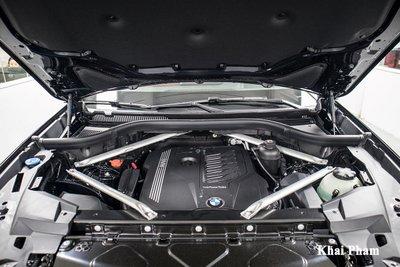 Ảnh động cơ xe BMW X6 2020