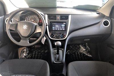 Không gian nội thất xe Suzuki Celerio 1