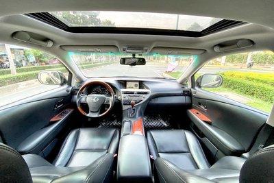 Không gian nội thất Lexus RX 350 2010 a1