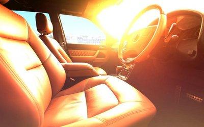 Cách bảo quản ghế da ô tô bóng, bền, đẹp.
