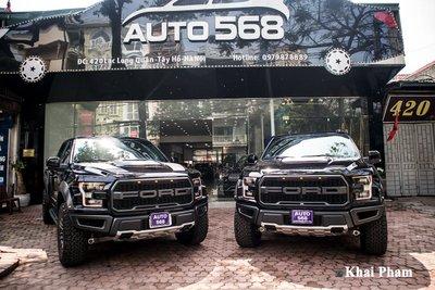 """Cận cảnh """"siêu bán tải"""" Ford F-150 Raptor 2020 mới về Việt Nam: Nhiều option hơn, giá rẻ vài trăm triệu so với trước a1"""