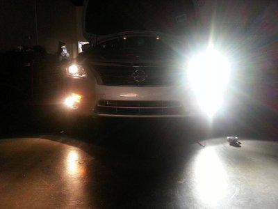 Xe ô tô bật đèn qua đêm có thể gây hại cho ắc quy.S