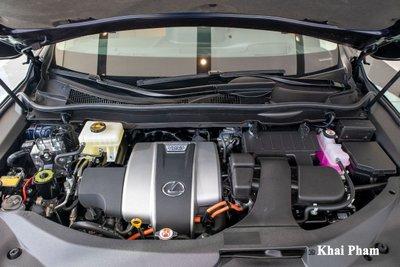 Ảnh động cơ xe Lexus RX 450h 2020