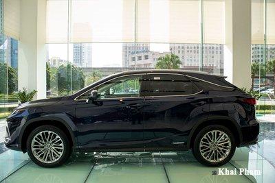 Ảnh thân xe Lexus RX 450h 2020