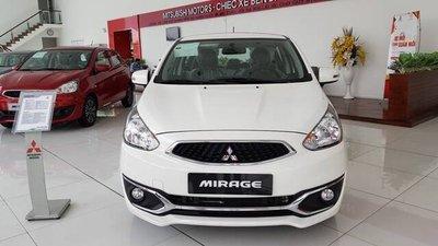 Mitsubishi Mirage đang bán tại Việt Nam...
