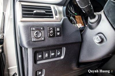 Ảnh chỉnh đèn xe Lexus GX 460 2020