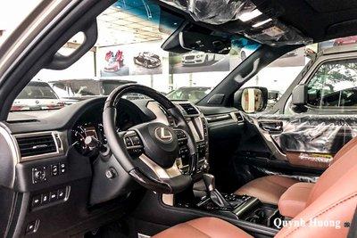 Ảnh vô-lăng xe Lexus GX 460 2020