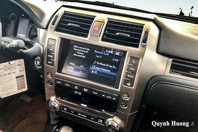 Ảnh màn hình xe Lexus GX 460 2020