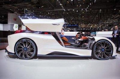 """Ngắm loạt xe Trung Quốc thiết kế siêu đỉnh, không """"đụng hàng"""" bất cứ thương hiệu nào a11"""