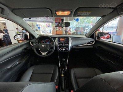Khoang nội thất Toyota Vios mới rộng rãi, tiện nghi...