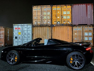 Khu công McLaren 720S Spider Black Edition 2020 đầu tiên tại Việt Nam a4