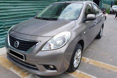 Nissan Sunny 2016 cũ đang được rao bán tại Việt Nam 1