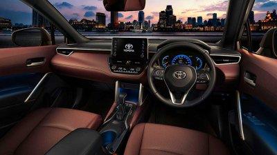 Toyota Corolla Cross có thể về Việt Nam ngay tháng sau, lộ nhiều trang bị đáng giá a4