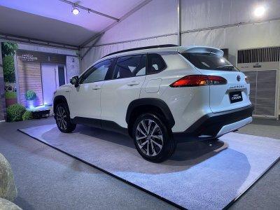Toyota Corolla Cross có thể về Việt Nam ngay tháng sau, lộ nhiều trang bị đáng giá a2