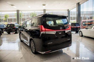 """""""Hàng độc"""" Lexus LM300h 2020 đã về Việt Nam, đẳng cấp doanh nhân a2"""