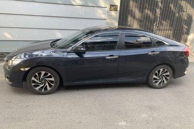 Ngoại hình tổng thể Honda Civic 2018 tại Việt Nam 1