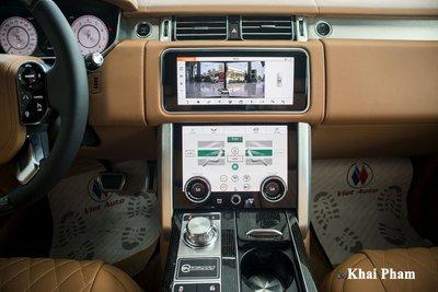 Ảnh tiện nghi xe Range Rover SVAutobiography 2020