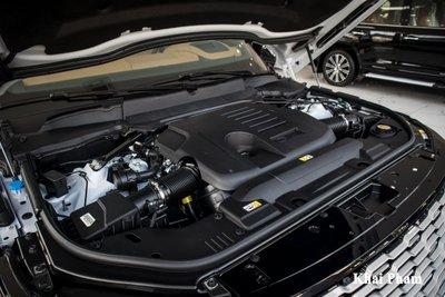 Ảnh động cơ xe Range Rover SVAutobiography 2020