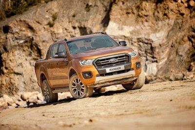 Các chi tiết nhỏ nhưng tạo nên sự khác biệt cho Ford Ranger.
