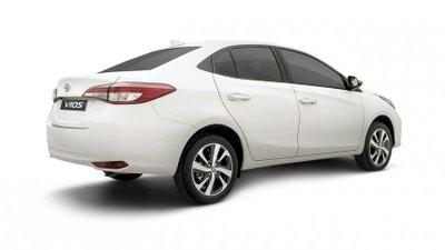 Toyota Vios 2021 đa dạng biến thể.