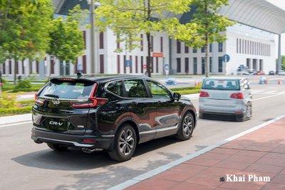 Ba phiên bản Honda CR-V 2020 vừa ra mắt Việt Nam khác nhau những gì? a2