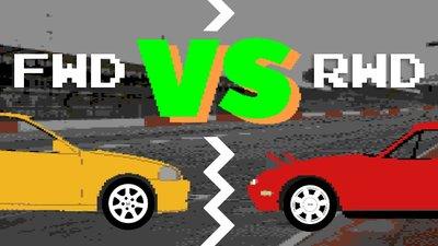 Dẫn động nào tốt hơn: cầu trước hay cầu sau, FWD hay RWD ?