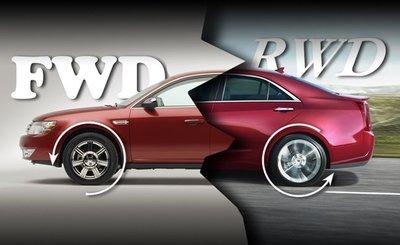 Xe FWD có lợi thế về giá thành, không gian nội thất và hiệu suất tiêu thụ nhiên liệu.