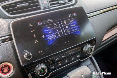 Ảnh màn hình xe Honda CR-V L 2020