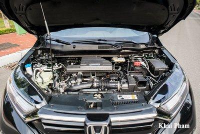 Ảnh động cơ xe Honda CR-V L 2020