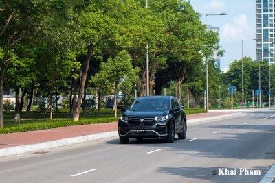 Ảnh trước xe Honda CR-V L 2020