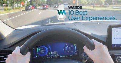 Danh sách xe có trải nghiệm người dùng tốt nhất 2020 thống kê bởi Wards Auto.