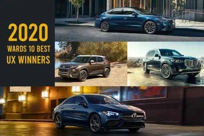 SUV đứng đầu danh sách xe có trải nghiệm người dùng tốt nhất 2020.