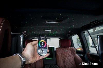 Ảnh xe Lexus LX570 2020 bầu trời sao như Rolls-Royce a3