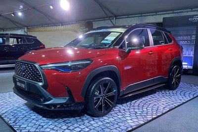 Toyota Corolla Cross được nhập khẩu nguyên chiếc từ Thái Lan.