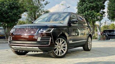 Range Rover Autobiography ưu đãi khủng: Tặng quà trị giá 260 triệu đồng 1