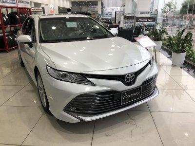 Toyota Camry 2020:1,029 -1,235 tỷ đồng 1