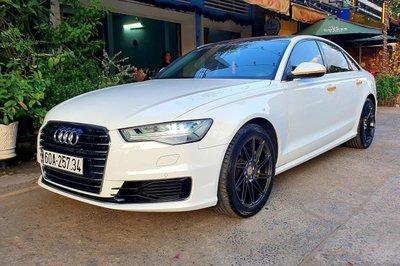 Audi A6 2015 rao bán 1,3 tỷ đồng 1