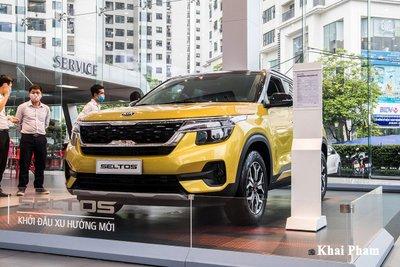 Ảnh xe Kia Seltos Luxury 2020 phải