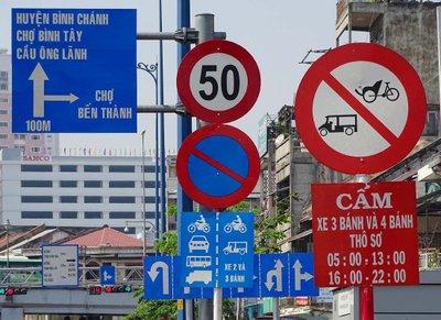 Nắm được đặc điểm, ý nghĩa các loại biển báo giao thông giúp tài xế nắm được tình hình giao thông tốt hơn.