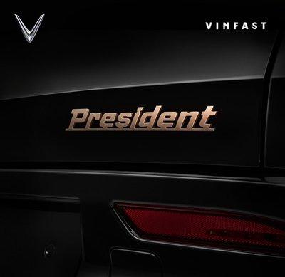 Giá xe VinFast President dự kiến.