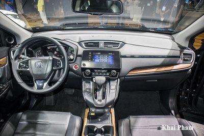 Không gian nội thất Honda CR-V 2020 1