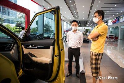 """Kia Seltos 2020 về đại lý, khách hàng không cần lái thử """"xuống tiền liền tay"""" a3"""