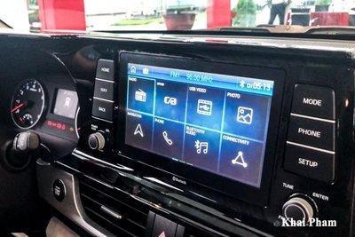 Ảnh màn hình xe Kia Seltos Luxury 2020